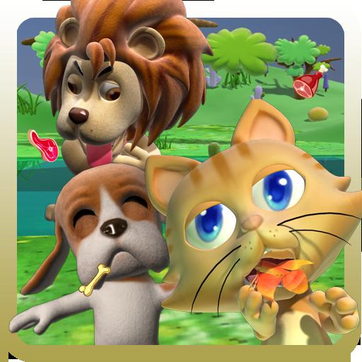 ペットの餌やり 休閒 App LOGO-硬是要APP