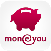 MoneYou Sparen App tablet