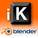 iKeyMaster:Blender3D logo
