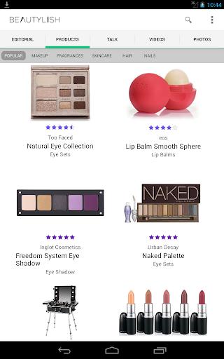 Beautylish: Makeup Beauty Tips Screenshot
