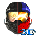 Halo 4 Helmets LWP icon