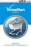 Screenshot of VirtueMart For Android