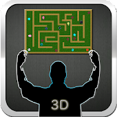 Real Maze-3D Augmented Reality