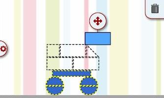 Screenshot of Building Blocks 4 Kids Free