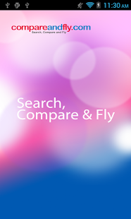 Compare and Fly- screenshot thumbnail