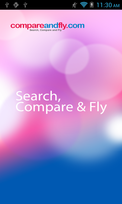 Compare and Fly- screenshot