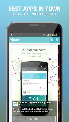 AppZilo - Share Apps Earn $