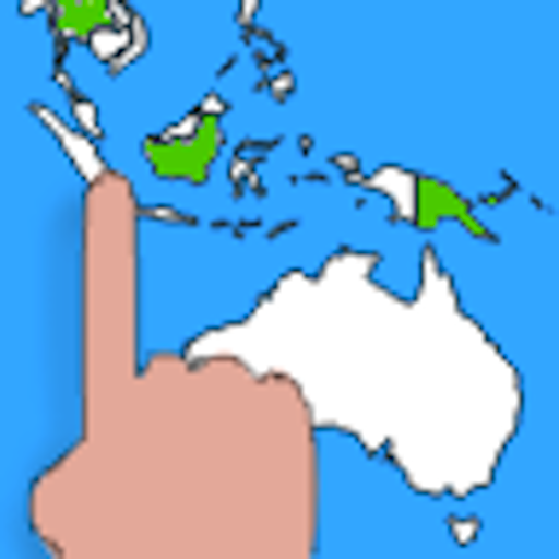 Encuentra paises - Juego mapas LOGO-APP點子