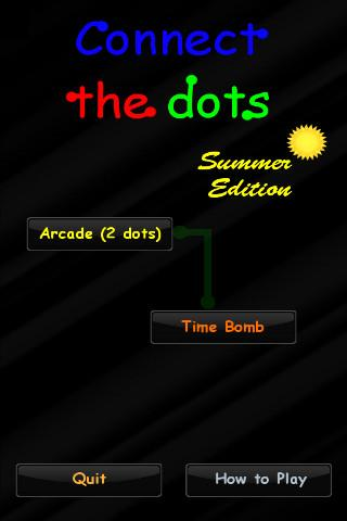 Connect the Dots - Summer