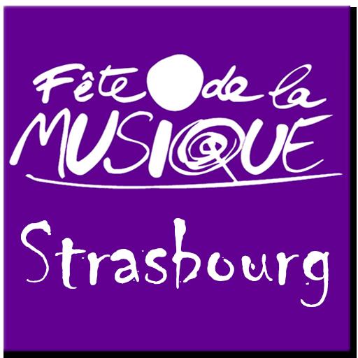 Fête de la Musique Strasbourg LOGO-APP點子