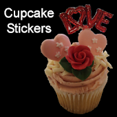 Cupcake Widget Stickers