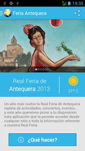 Feria Antequera 2013