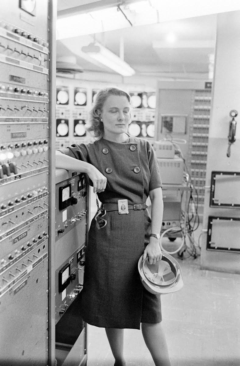 Marly Van Leer Peck The Lady Engineer Whose Womanpower Is Not Wasted