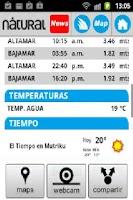Screenshot of Euskadi costa y olas