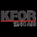KFOR 1240 AM icon
