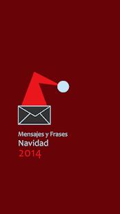 Mensajes y Frases Navidad 2014- screenshot thumbnail