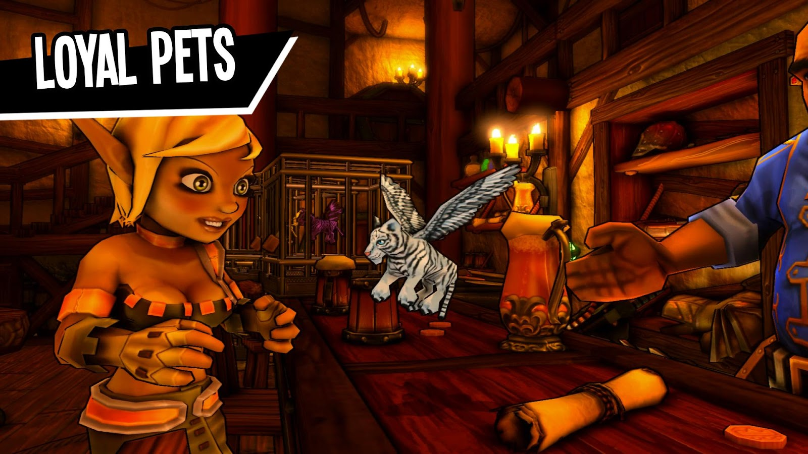 Dungeon Defenders Eternity - screenshot