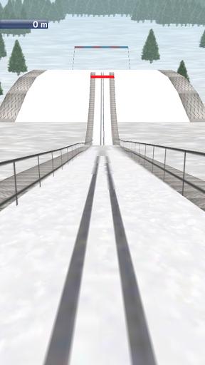 스키 점프 3D Ski Jump 3D