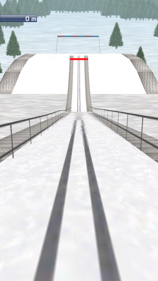 Ski Jump 3D - screenshot