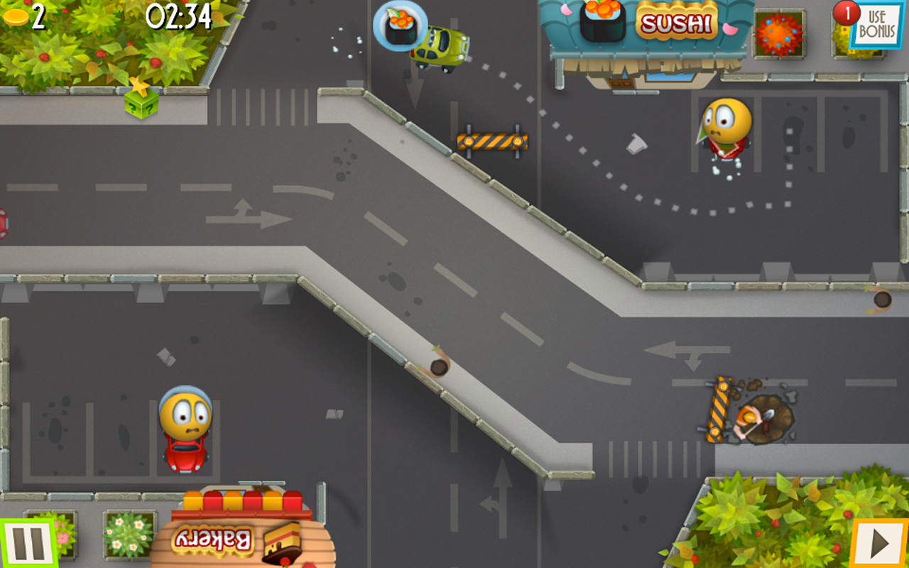 Car Park Control- screenshot