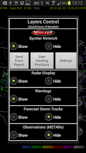 Radar Alive! Pro Weather Radar - screenshot thumbnail