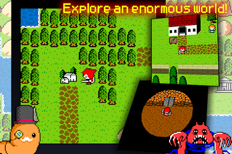 Download Aidinia • 8-bit RPG 6 APK for Android