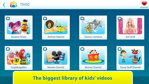 【免費媒體與影片App】KIDOZ TV. Videos for kids-APP點子