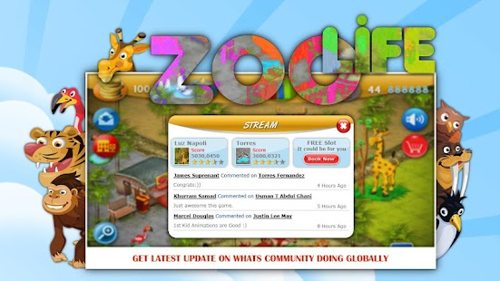 Zoo Life- screenshot thumbnail
