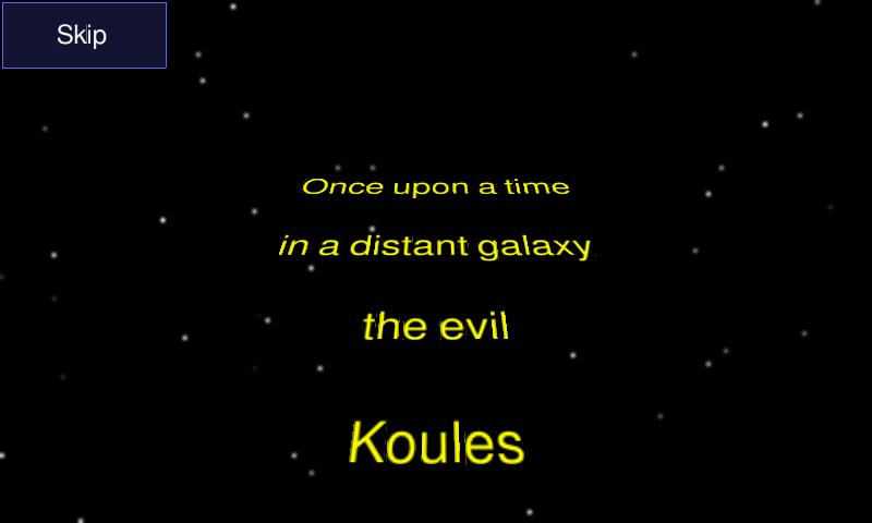 Koules - screenshot