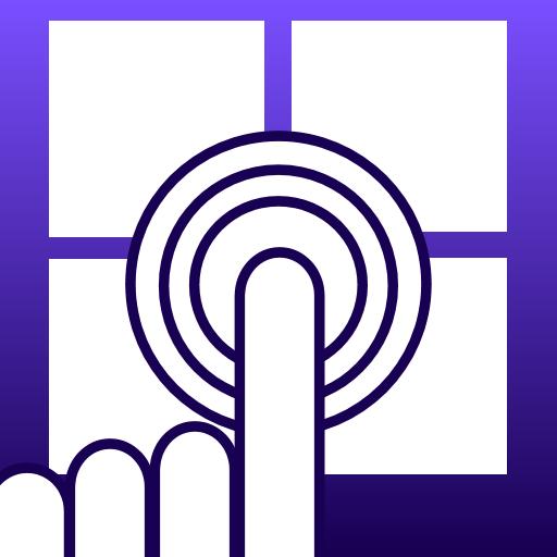 マルチタッチパッド for Windows 生產應用 App LOGO-APP試玩