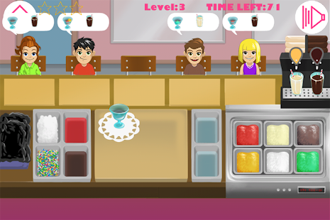 Ice cream restaurant- screenshot thumbnail
