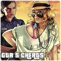 GTA 5 Cheats ps3 & xbox360 icon