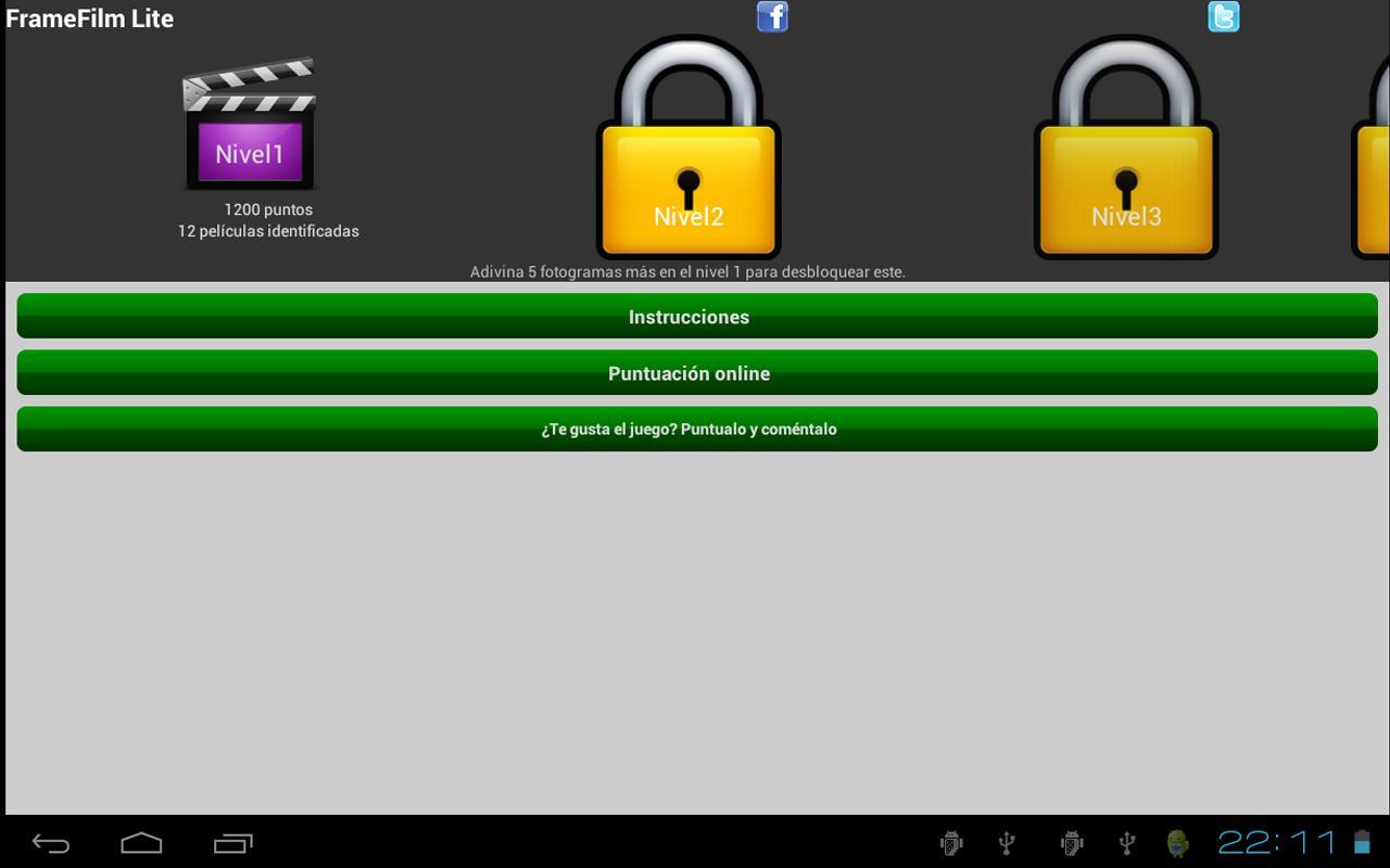 FrameFilm Lite - Quiz- screenshot