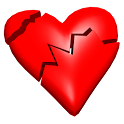 Broken Heart Live Wallpaper icon