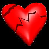 Broken Heart Live Wallpaper