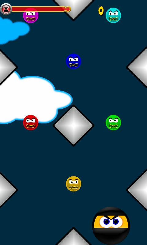 Sky Ninja - screenshot
