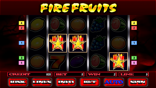 Fire Fruits slot
