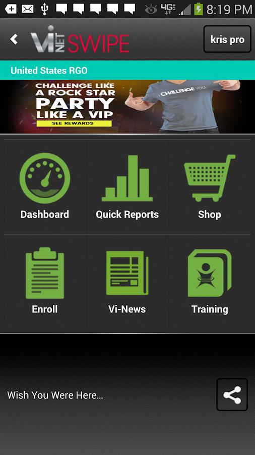 Vi-Net Pro - screenshot