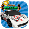 Downtown Car Toon Racing icon