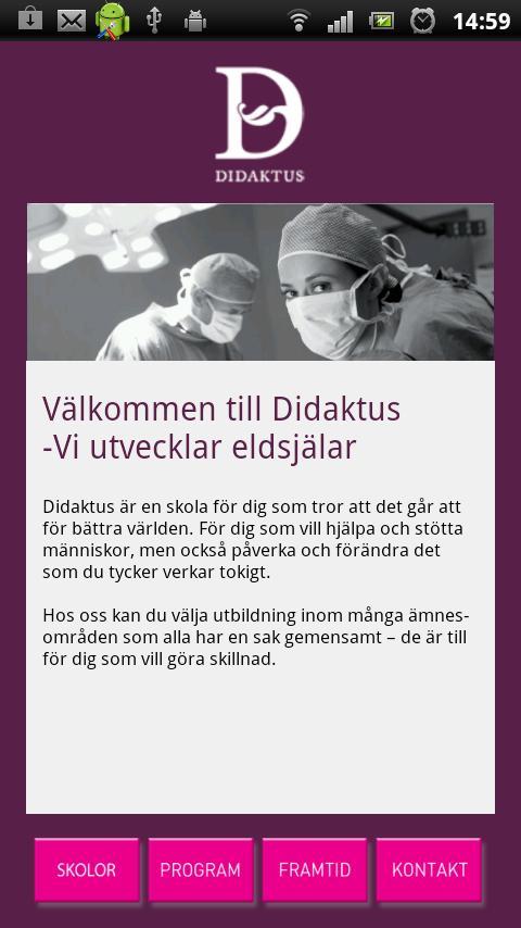 Didaktus- screenshot
