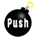 Bomb Pusher logo