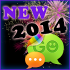 New Years Eve - GO SMS Theme icon