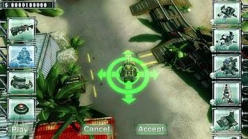 Screenshot of Meltdown on Mars THD