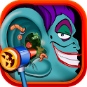 Ear Doctor Monster For Kids icon