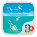 Drift Bottle GO Launcher Theme icon