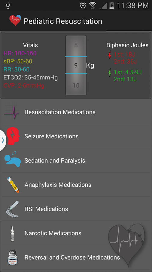 Pediatric Resuscitation- screenshot
