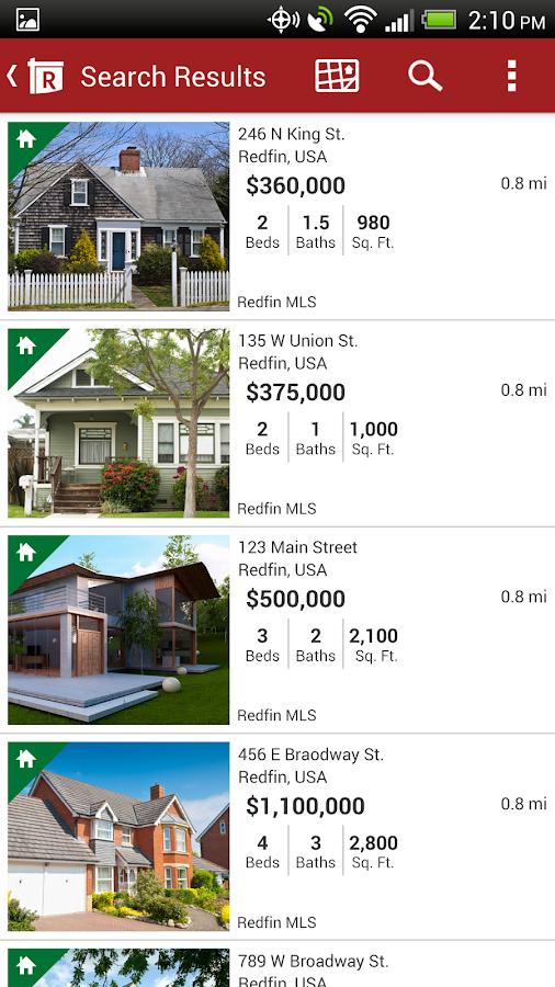 Redfin Real Estate - screenshot |Redfin Real Estate