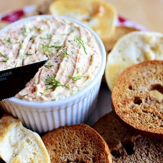 Veggie Cream Cheese Spread