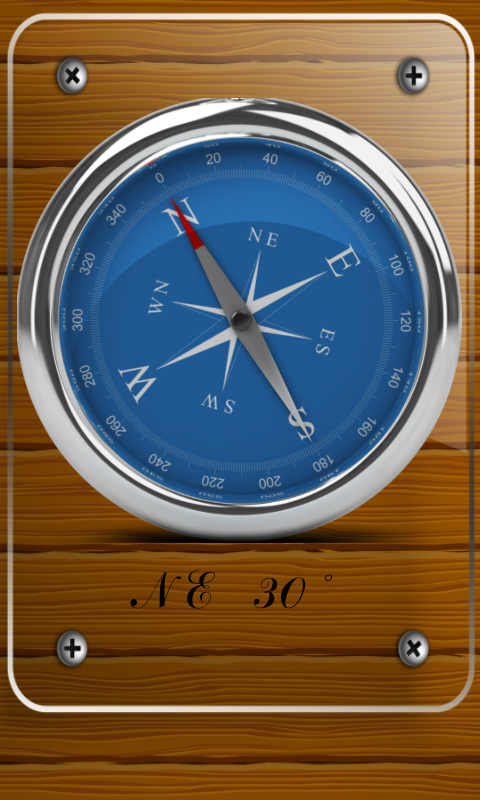 Magnetic Compass- screenshot