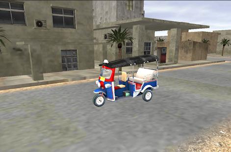 篤篤出租車模擬器